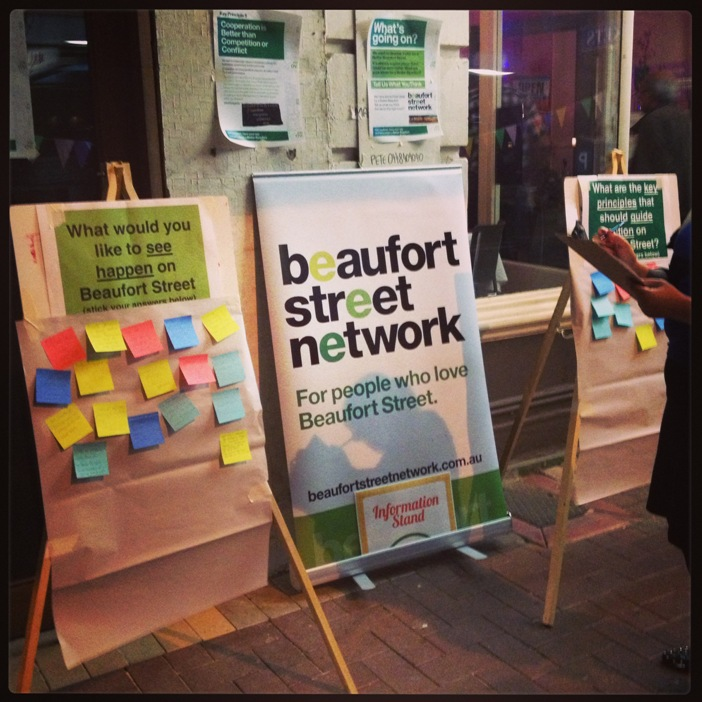 The Better Beaufort Action Plan is based on business and community feedback